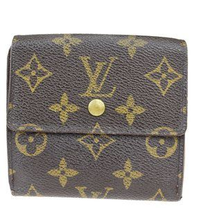 Louis Vuitton Monogram Portfoil Eelries M61654 Le